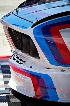 sporty color combination 3.0 CSL Car wrap vehicle graphic vinyl