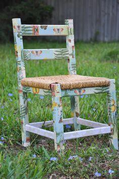 modge podge chair