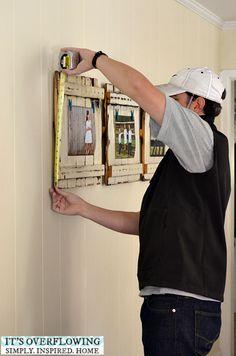 DIY Frame Tutorial