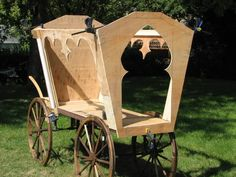 How to make a hearse