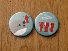 Bacon narwhals!