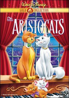 popular 1970 movies | The Aristocats (1970) Movie Review – MRQE