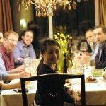 spring dinner, dinner parties, parti idea