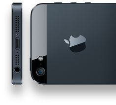 I WANT!! --> (Apple - iPhone 5)