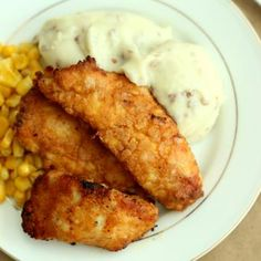 The Best Oven-Fried Chicken Recipe - The Recipe Rebel & ZipList