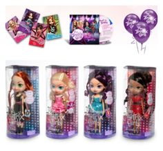 #GIVEAWAY: Win a Beatrix Girls themed birthday party kit ($375 value) (Ends 10/3)