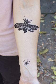 Free printable faux tattoos