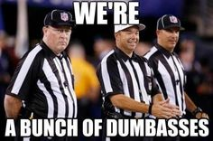 20 Best NFL Replacement Ref Memes To Make You LOLZ | BustedCoverage – Sports Gossip | Drunk Athletes | Hot Cheerleaders | Football News