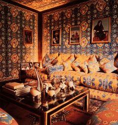 Valentino. Photography Horst P. Horst. Via Horst Interiors