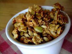 The Great Granola Recipe