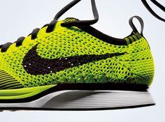 Nike Flyknit Technology  get me some!!!!