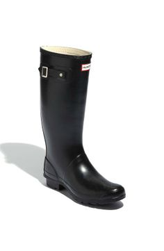 Hunter Boot...bring on the Rain!