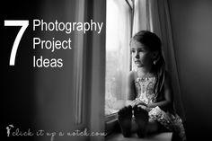 7 photography project ideas