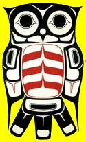 native american owl art