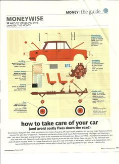 car maintenance from Real Simple