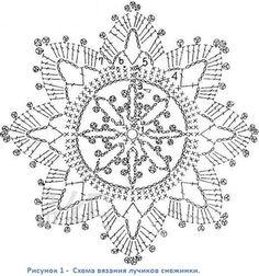 Szydełkomania: Estrellas de Navidad