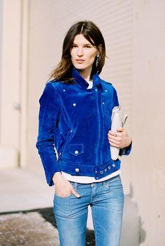 Beautiful Blue Style!