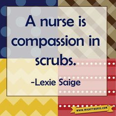 If you ever need to be reminded why being a nurse  is such an amazing experience
