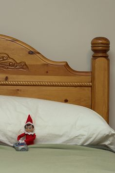 #Elf on a Shelf.