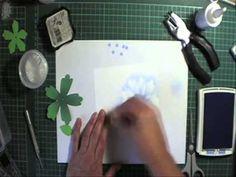 Blue sponged beauty - YouTube
