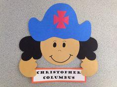 Christopher Columbus Crafts Pinterest