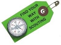 Compass SWAP, A great add-on when doing your Brownie Hiking Badge. From MakingFriends.com