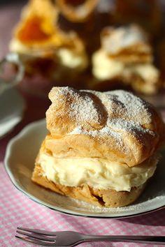 Polish cake - karpatka