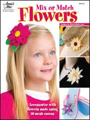 Plastic Canvas Flowers Accessories