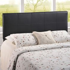 Oliver Queen Headboard In Black Oliver Queen Headboard In Black Mod