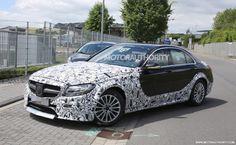 2017 Mercedes-Benz E-Class Spy Shots