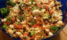 Whole Foods Detox Salad - YUM!