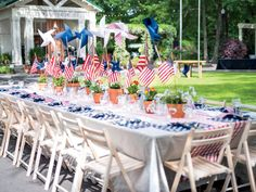 16 Summer Table Idea