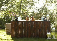outdoor bar, a must!