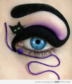 Cat eye, taken to the next level