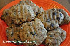 Recipe: Zucchini Chocolate Chip Cookies