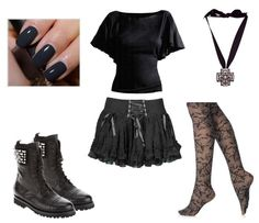 skirt, gothic outfits