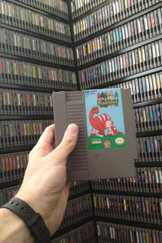Lots of NES games