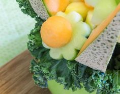 DIY Fruit bouquet - Step-by-step instructions
