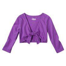 purple shrug