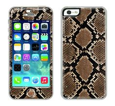 Amazon.com: Flapsta iPhone5/5s Gel Case +Front Gel Skin/ African Elephant: Cell Phones & Accessories