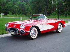 1960 Corvette roadster