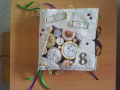 Fidget Book  for Alzheimer's and Dementia Patients on Etsy, $49.41