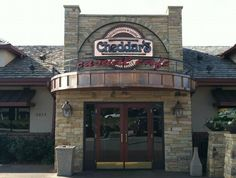 We welcome the new Cheddar's Restaurant to Pigeon Forge   #Pigeon Forge #eats #restaurant #goodfood