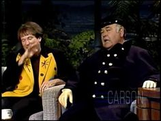 Jonathan Winters & Robin Williams in Funniest Moments on Johnny Carson's...