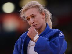 July 28, 2012- After being rendered unconscious during a judo match with Belgian Charline van Snick, Eva Csernoviczki of Hungary won two upsets against Chinese & Japanese athletes to win bronze in judo.
