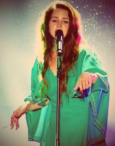 Lana Del Rey in Barcelona #LDR