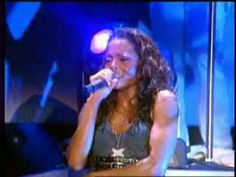 JANET JACKSON- THAT'S THE WAY LOVE GOES - LIVE