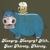 Thirsty?  Stop by the Minhas Craft Brewery.....we got you covered!  #MinhasCraftBrew