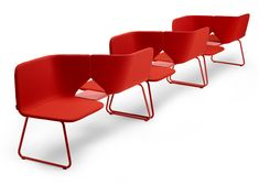 Studio seating by UNStudio for Offecct
