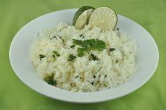 Cilantro Lime Rice! Copycat Chipotle Recipe :)
